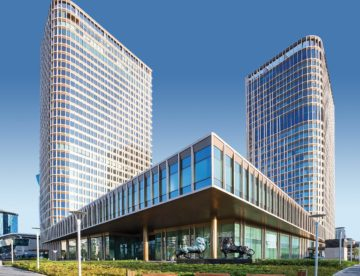 Foto: Nikita Bassov, The RITZ – CARLTON, Hotel & Residences, Astana, Kazakhstan